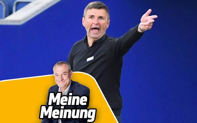 Markus Höhner lobt 1860-Trainer Michael Köllner für seinen ungewöhnlichen Taktik-Kniff gegen den MSV Duisburg