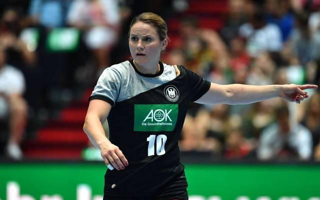 """Anna Loerper wurde zwei Mal zur """"Handballerin des Jahres"""" gewählt"""