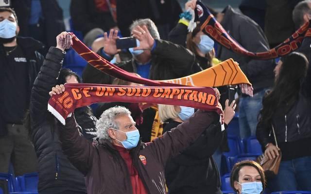 Zuletzt waren bis zu 1000 Fans in den Fußballstadien zugelassen