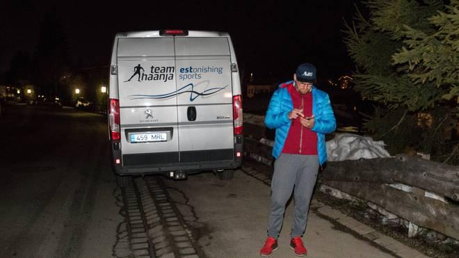Karel Tammjärv hat nach seiner Freilassung ausgepackt