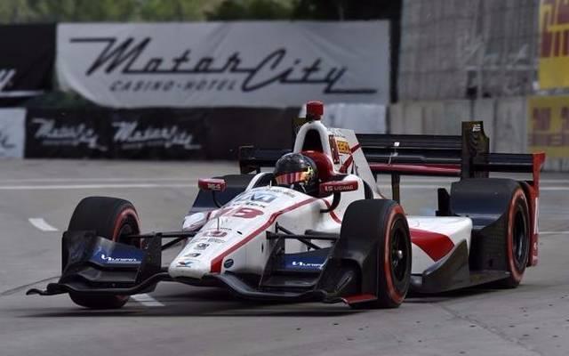 Gutierrez wird dauerhaft den Dale-Coyne-Honda mit der Startnummer 18 fahren