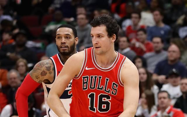 Paul Zipser spielte zuletzt in der NBA bei den Chicago Bulls