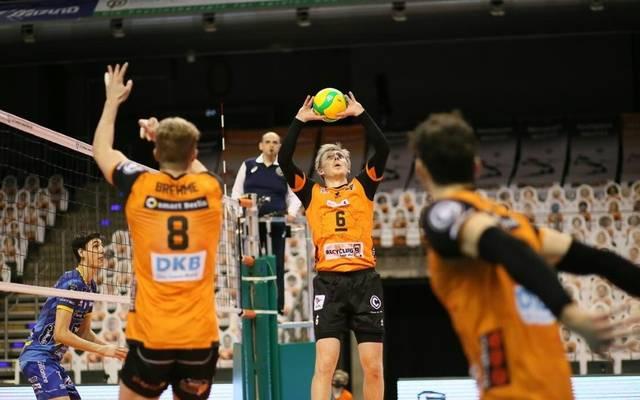 Pilotprojekt: BR Volleys spielen vor Zuschauern