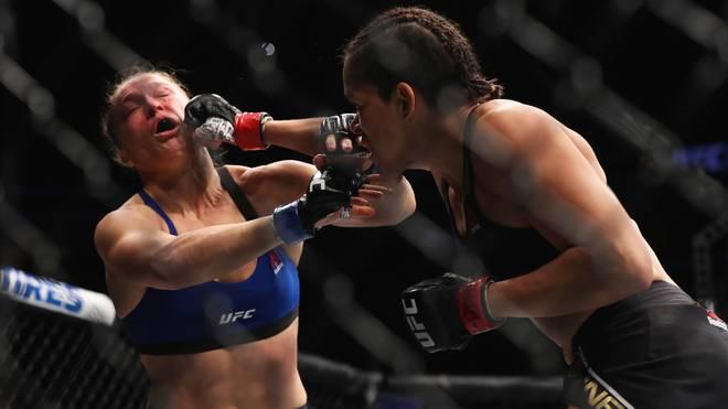 Ronda Rousey kassierte die zweite Niederlage ihrer Karriere