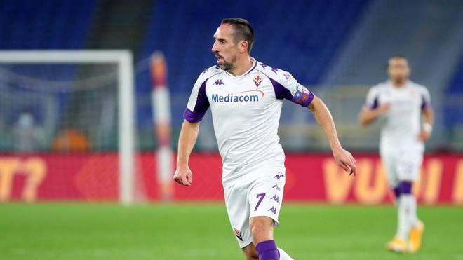 Entwarnung für Franck Ribery: Keine schwere Verletzung