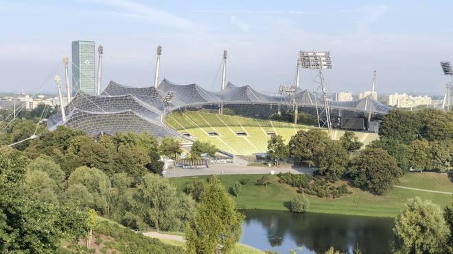 Das Olympiastadion von München war einst Heimat des FC Bayern