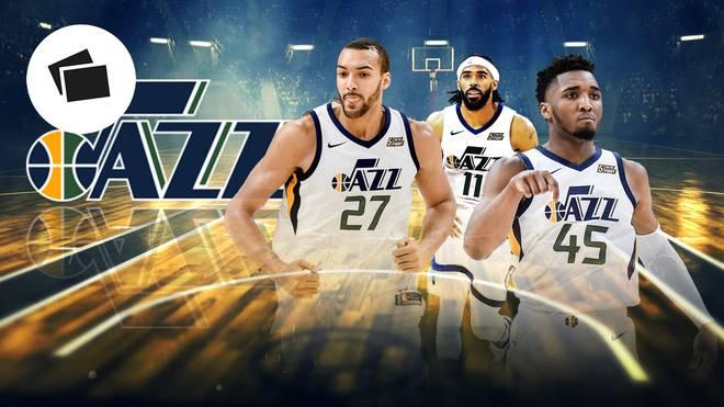 Die Utah Jazz schwingen sich im Westen zum Titelkandidaten auf