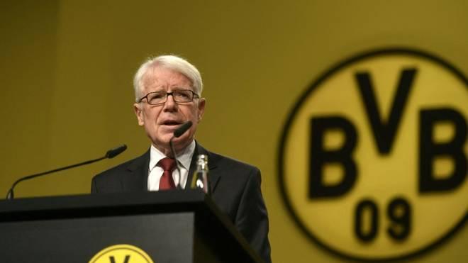 Reinhard Rauball hofft auf weitere Derbys in der Bundesliga