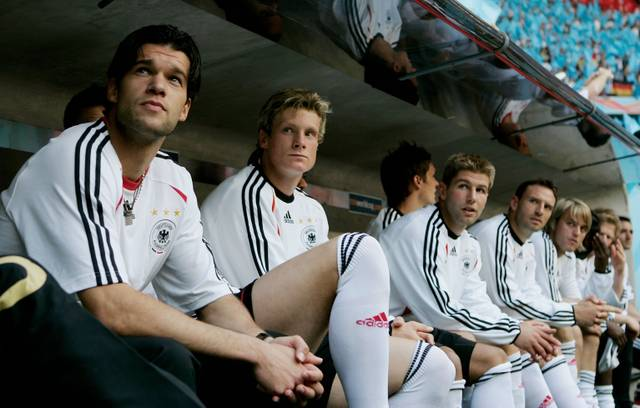 Group A Germany v Costa Rica - World Cup 2006