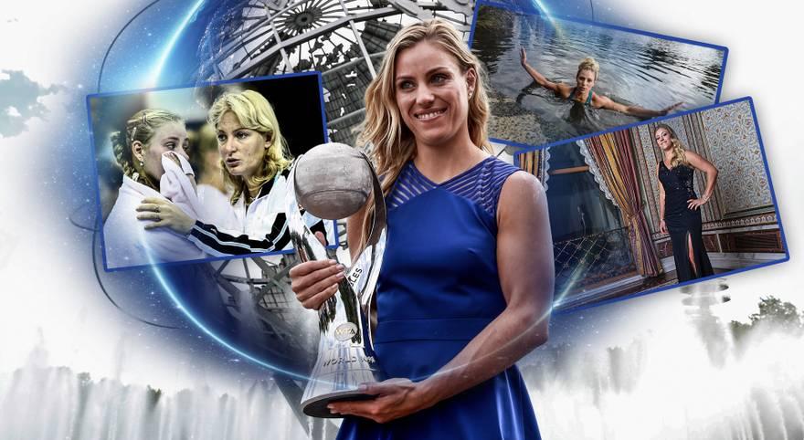 Angelique Kerber startet 2016 voll durch. Sie gewinnt die Australian Open und die US Open, steht in Wimbledon und beim Olympischen Tennisturnier im Finale und übernimmt im September die Spitze der Weltrangliste. SPORT1 zeigt die Bilder eines kaum zu wiederholenden Traumjahrs