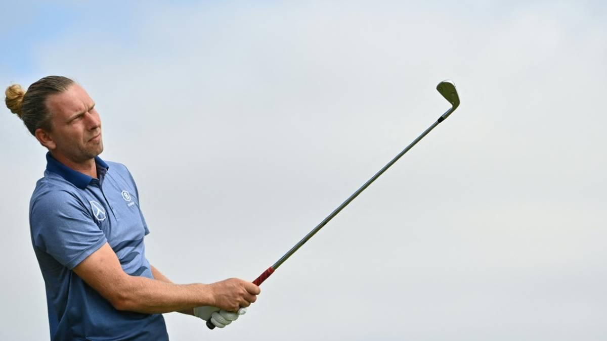 British Open: Marcel Siem weiterhin vorne dabei