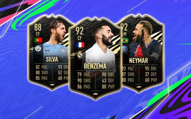 Das FIFA Ultimate Team der Woche #18 mit Neymar, Benzema und Bernardo Silva