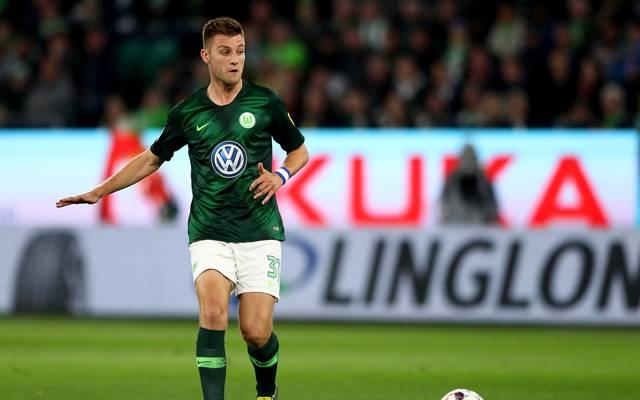 Der Vertrag von Robin Knoche in Wolfsburg läuft im nächsten Jahr aus
