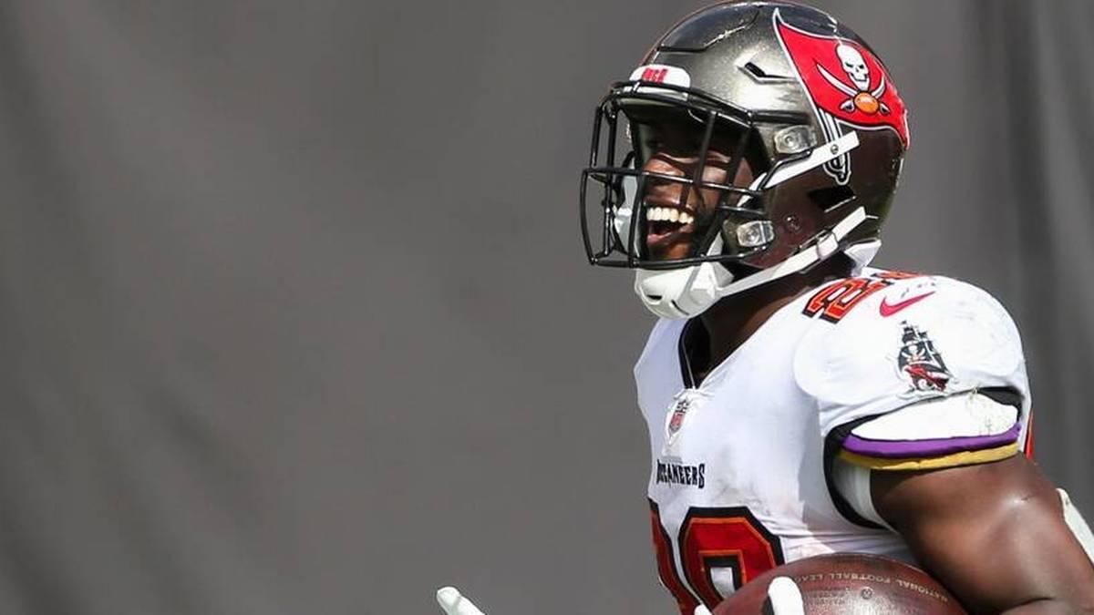 Leonard Fournette war von den Jacksonville Jaguars abserviert worden