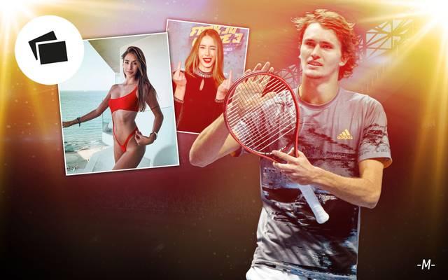 Alexander Zverev hat offenbar eine neue Freundin