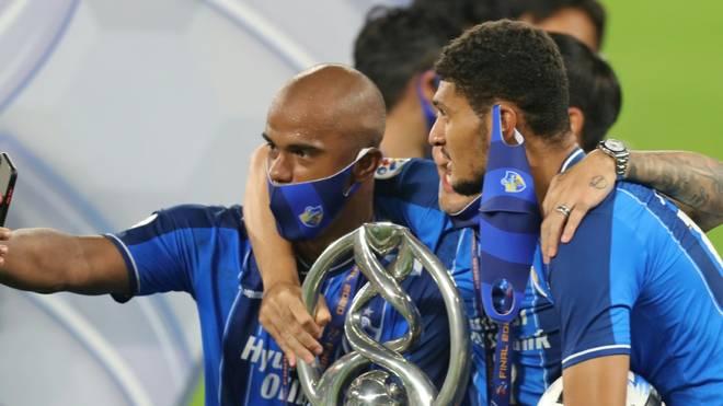 Ulsan Hyundai Motors gewinnt asiatische Champions League