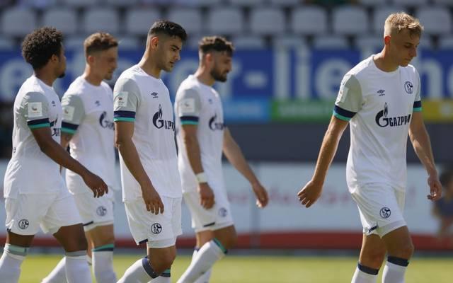 Der FC Schalke baut eine Corona-Klausel in Spielerverträge ein