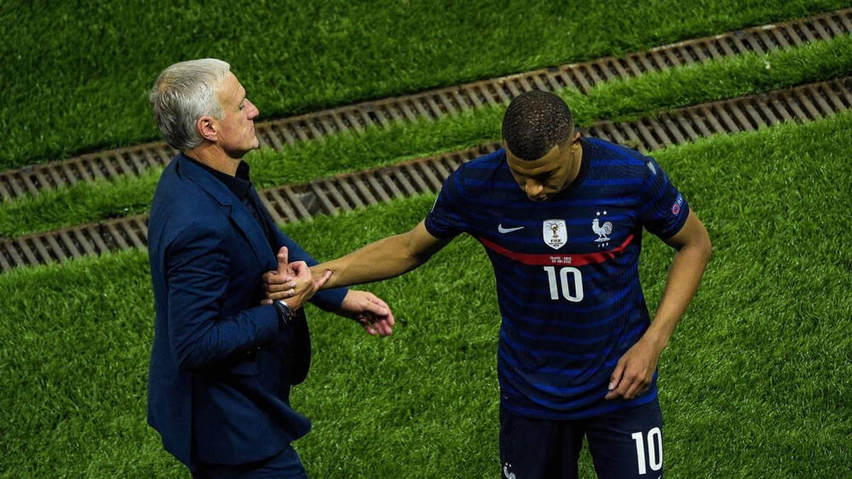Kylian Mbappé vergab den entscheidenden Elfer