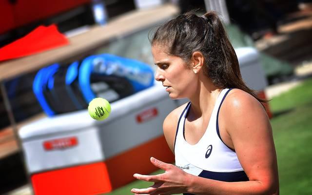 Julia Görges nimmt nicht an den US Open teil