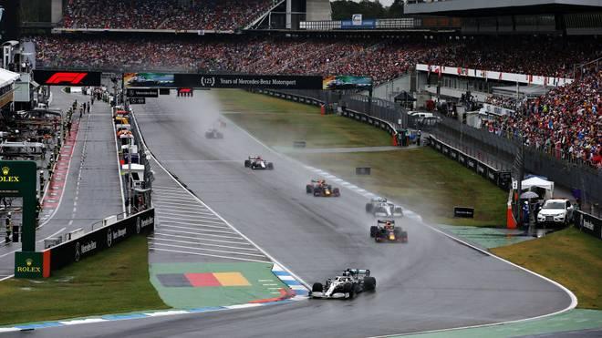Die Formel 1 könnte in Folge der Coronakrise zurück nach Hockenheim kehren
