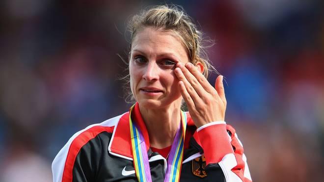 Antje Möldner-Schmidt macht Schluss mit dem Leistungssport
