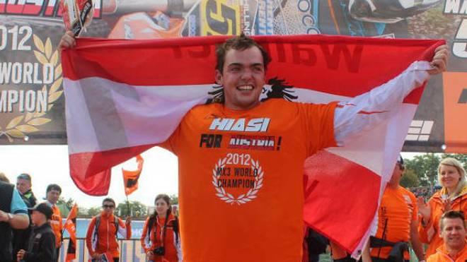 Der Österreicher Matthias Walkner reist als Weltmeister zur Rallye Dakar 2016