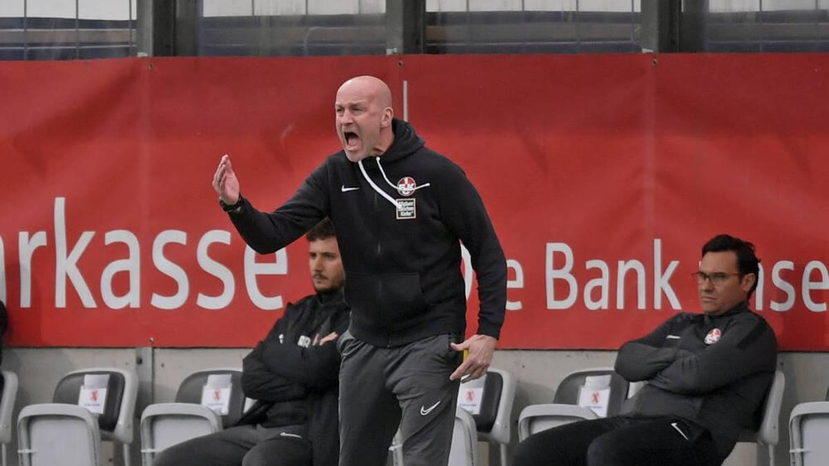 Marco Antwerpen kam im Februar zum 1. FC Kaiserslautern und rettete den Klub vor dem Abstieg in die Regionalliga