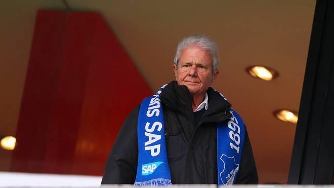 Dietmar Hopp sieht bei der DFL Nachholbedarf in Sachen Klimschutz