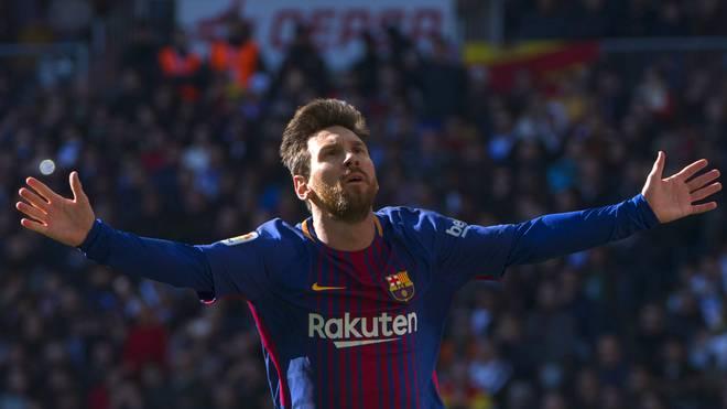 Lionel Messis neuer Vertrag läuft bis 2021