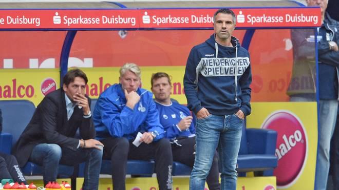 MSV Duisburg v Arminia Bielefeld  - 2. Bundesliga