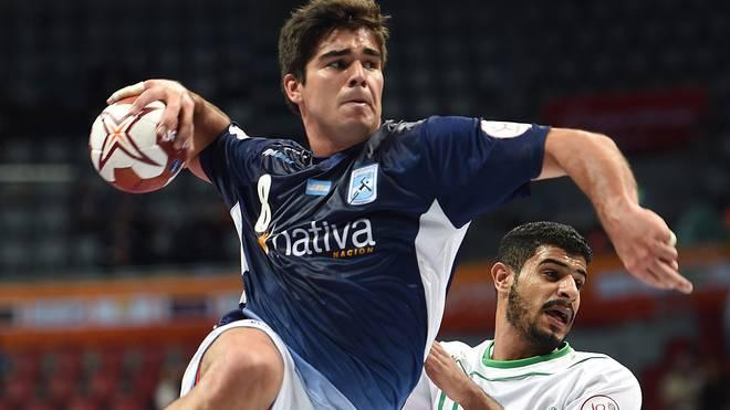 Pablo Simonet Argentinien