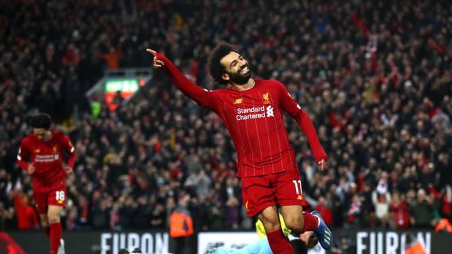 Mo Salah und die Premier League boomen munter vor sich hin