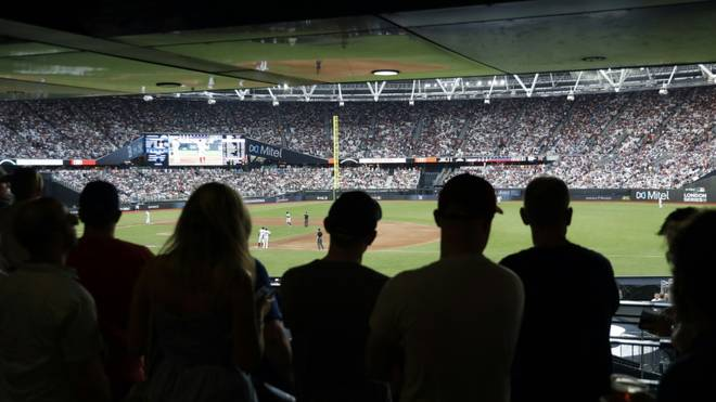 In der MLB gibt es bald wieder ein volles Stadion