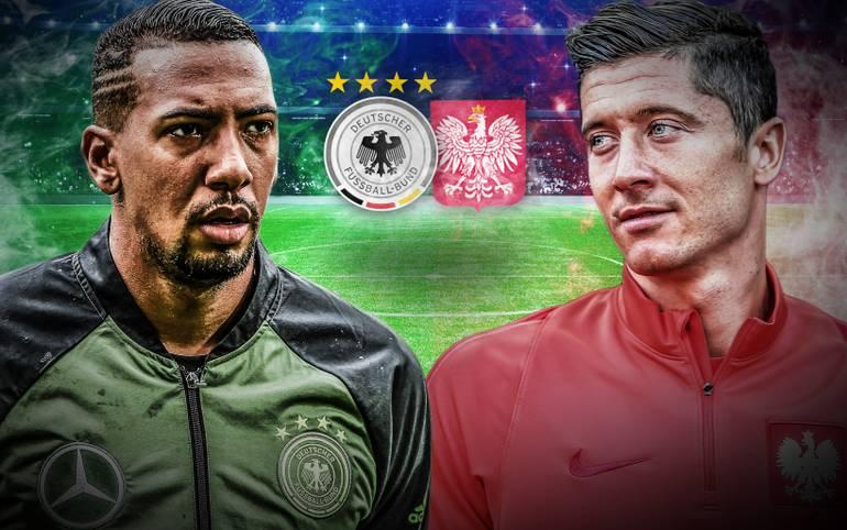 Deutschland gegen Polen, das Duell endete in der EM-Qualifikation 1:1 nach Siegen. Wer hat heute die Nase vorn? SPORT1 vergleicht die Mannschaften im Head to head