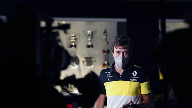 Fernando Alonso kehrt zu Renault zurück. Mit dem Team gewann er zweimal die Weltmeisterschaft.