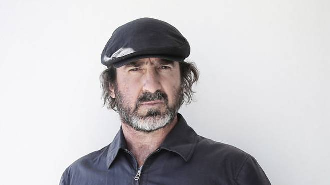 Eric Cantona 2013 bei den Filmfestspielen in Cannes