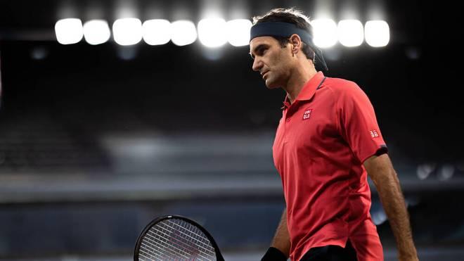 Roger Federer tritt nicht zu seinem Achtelfinalmatch bei den French Open an