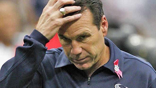 Gary Kubiak war zuletzt Headcoach bei den Houston Texans