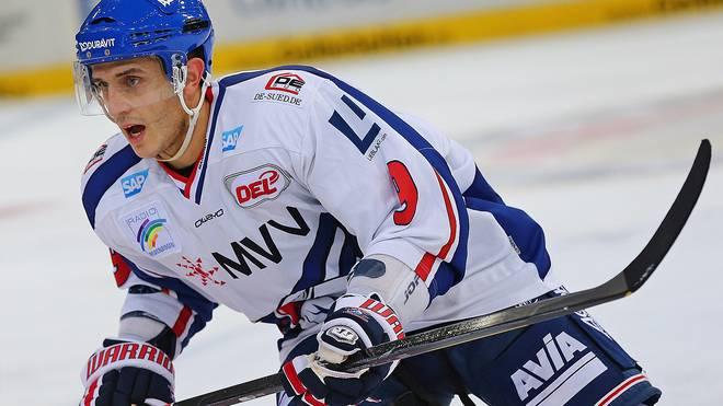 Marcel Goc spielte schon 2012 während des NHL-Lockouts für die Adler Mannheim