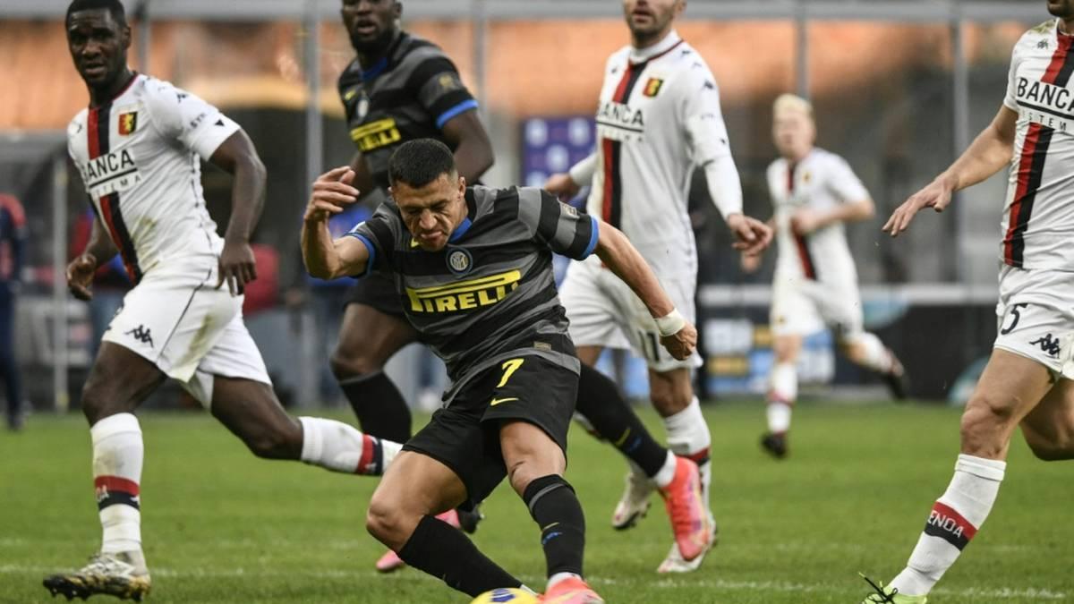 Inter Mailand und der FC Genua eröffnen die Saison