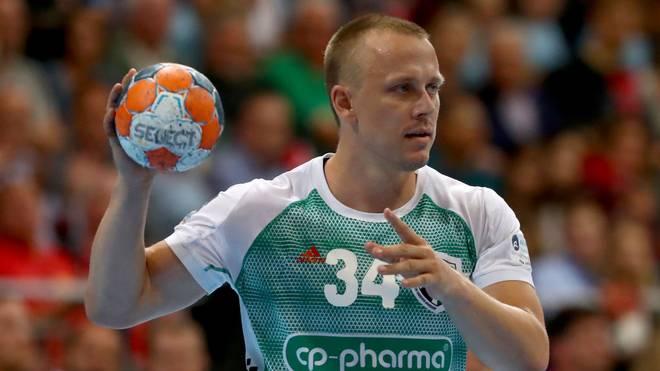Morten Olsen ist der Spielmacher der TSV Hannover-Burgdorf