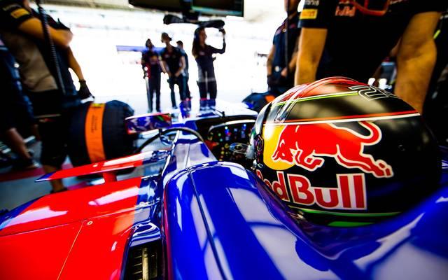 Brendon Hartley ist einer der Fahrer von Toro Rosso
