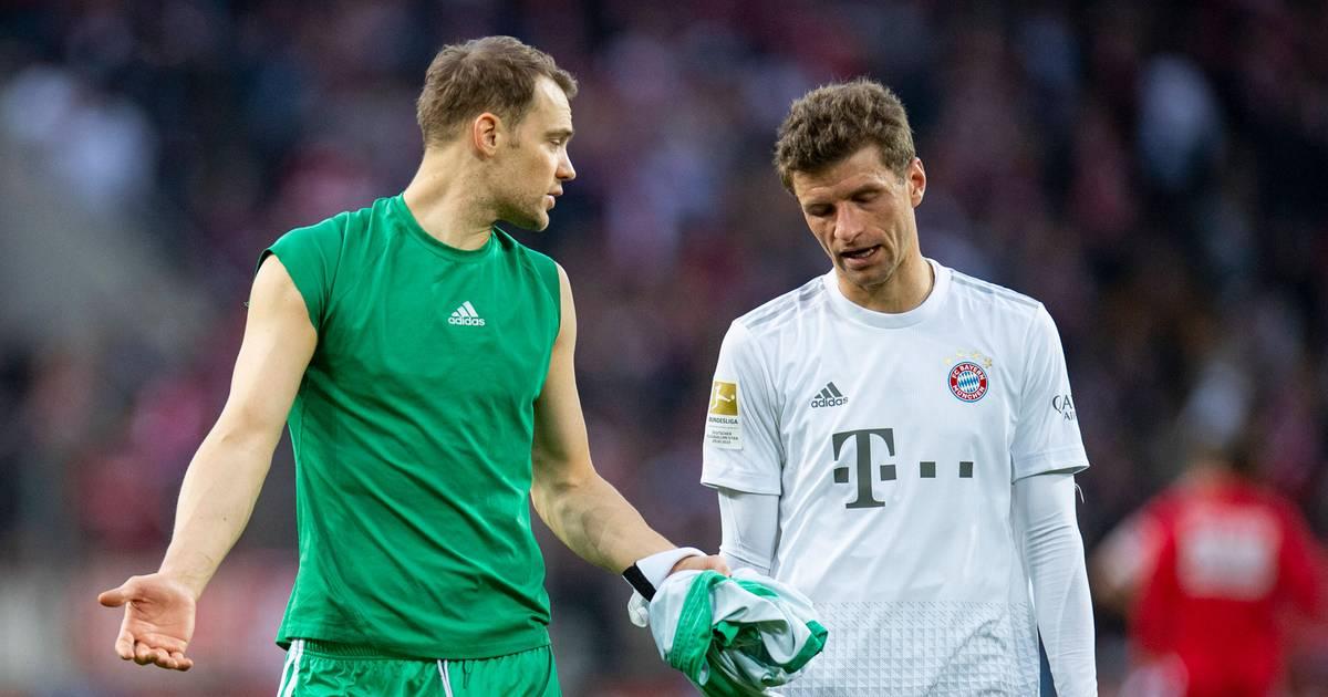 FC Bayern: Müller, Neuer und Co. schlagen nach Sieg gegen Köln Alarm