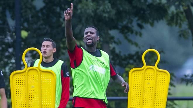 Douglas Franco Teixeira spielt künftig für die Würzburger Kickers