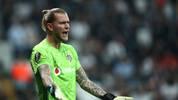 Für Loris Karius läuft die Saison im Trikot von Besiktas Istanbul nicht berauschend