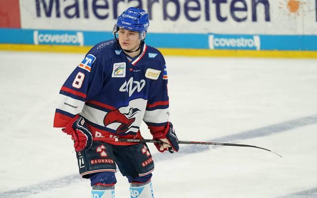 Tim Stützle steht aktuell noch bei den Adlern Mannheim unter Vertrag