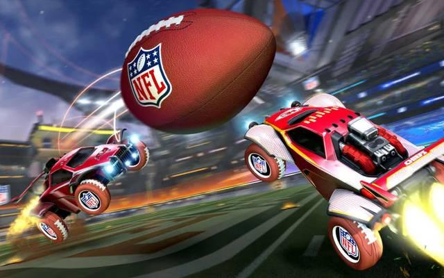 Rocket League: Großes NFL-Event zum Super Bowl