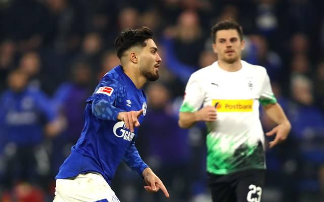 Suat Serdar (li.) steht bei Schalke vor seinem Comeback