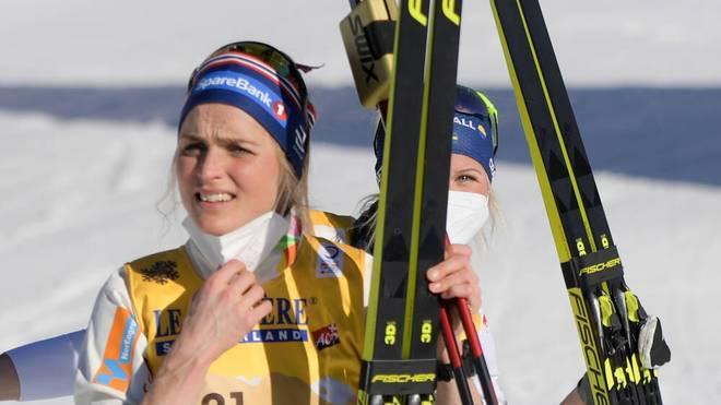 Frida Karlsson aus Schweden wurde unlängst von ihrem Verband gesperrt - wegen gesundheitlicher Probleme