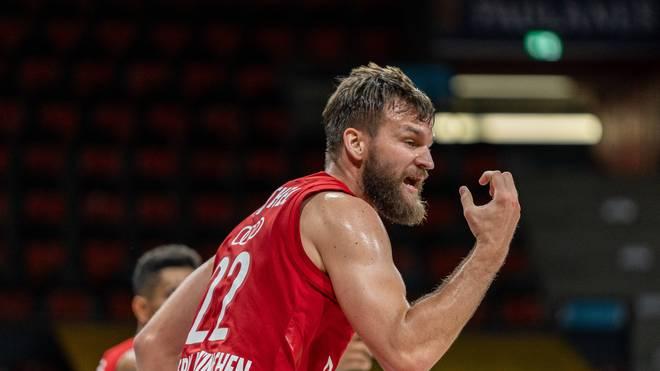 Danilo Barthel steht vor einem Wechsel in die Türkei